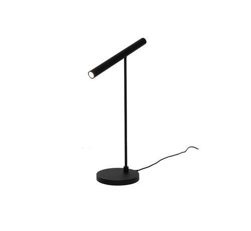 Artdelight Tafellamp Harper - Zwart