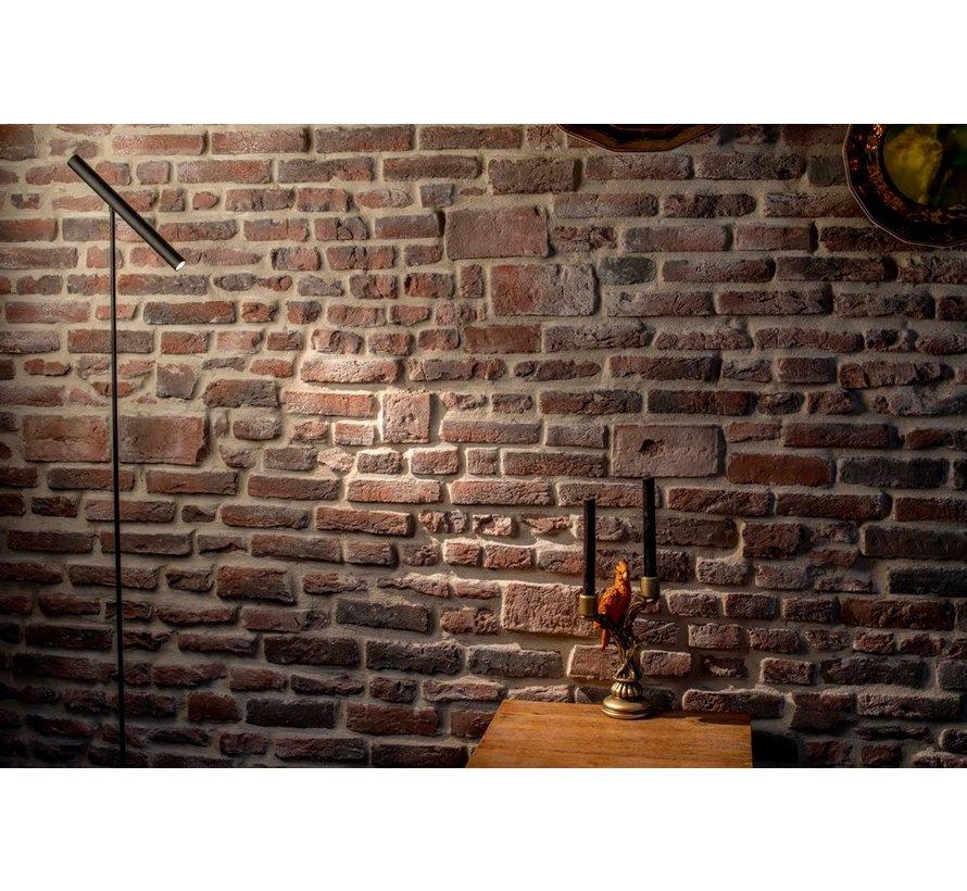 Vloerlamp Harper - Zwart