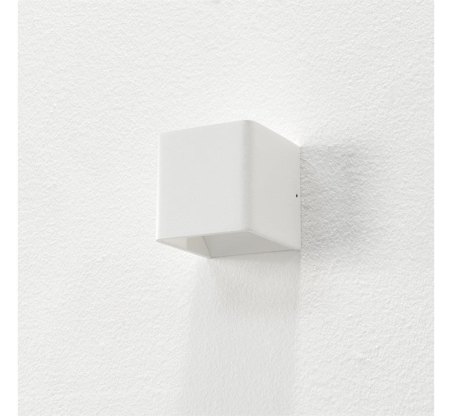 Wandlamp Fulda - Wit - Dim To Warm