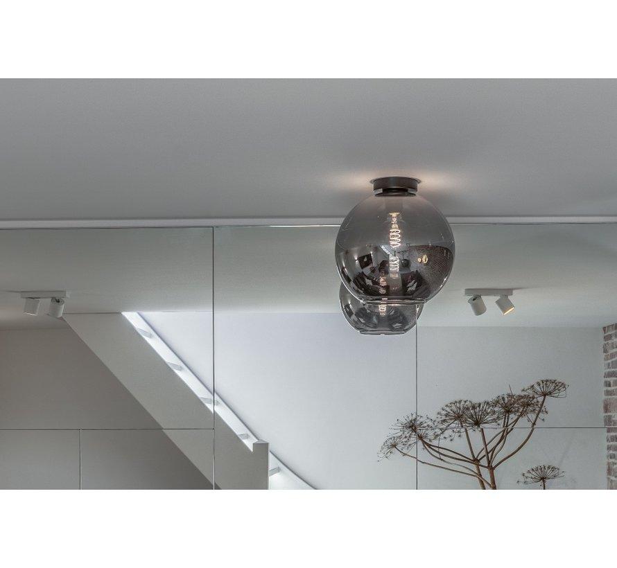 Plafondlamp Marino 30cm - Smoke