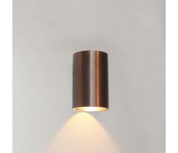 Artdelight Wandlamp Brody 1 - Brons
