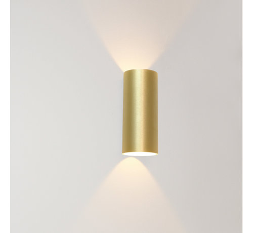 Artdelight Wandlamp Brody 2 - Goud