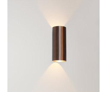 Artdelight Wandlamp Brody 2 - Brons