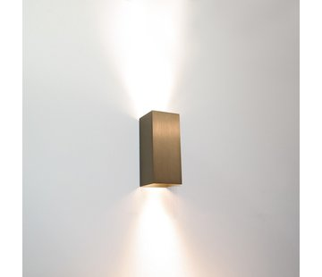 Artdelight Wandlamp Dante 2 - Brons