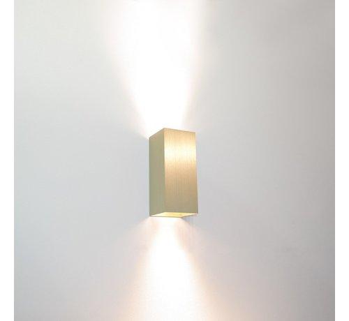Artdelight Wandlamp Dante 2 - Goud
