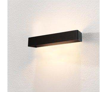Artdelight Wandlamp Mainz XL - Zwart