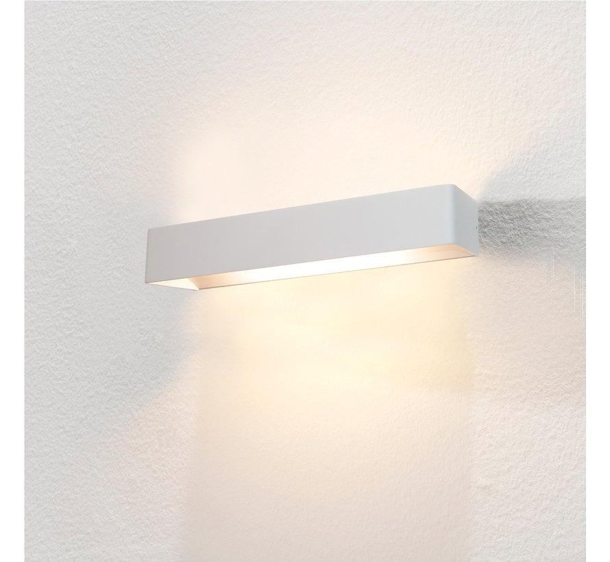 Wandlamp Mainz XL - Wit