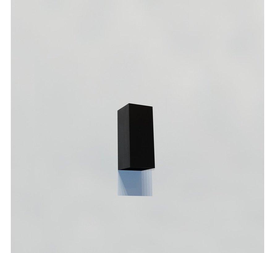 Wandlamp Dante 2 - Zwart