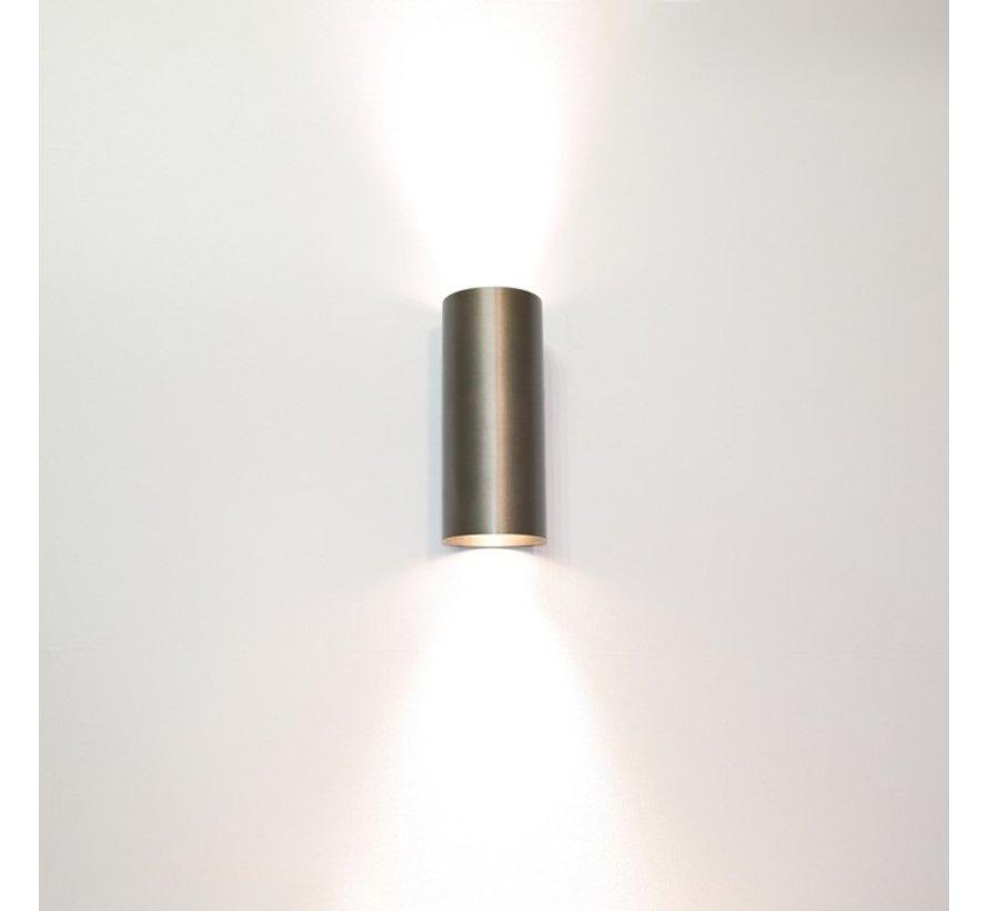 Wandlamp Roulo 2 - Brons