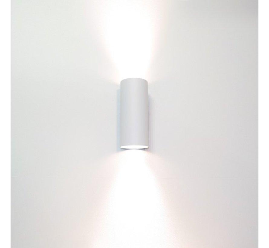 Wandlamp Roulo 2 - Wit