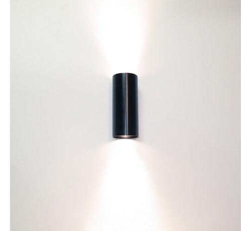 Artdelight Wandlamp Roulo 2 - Zwart