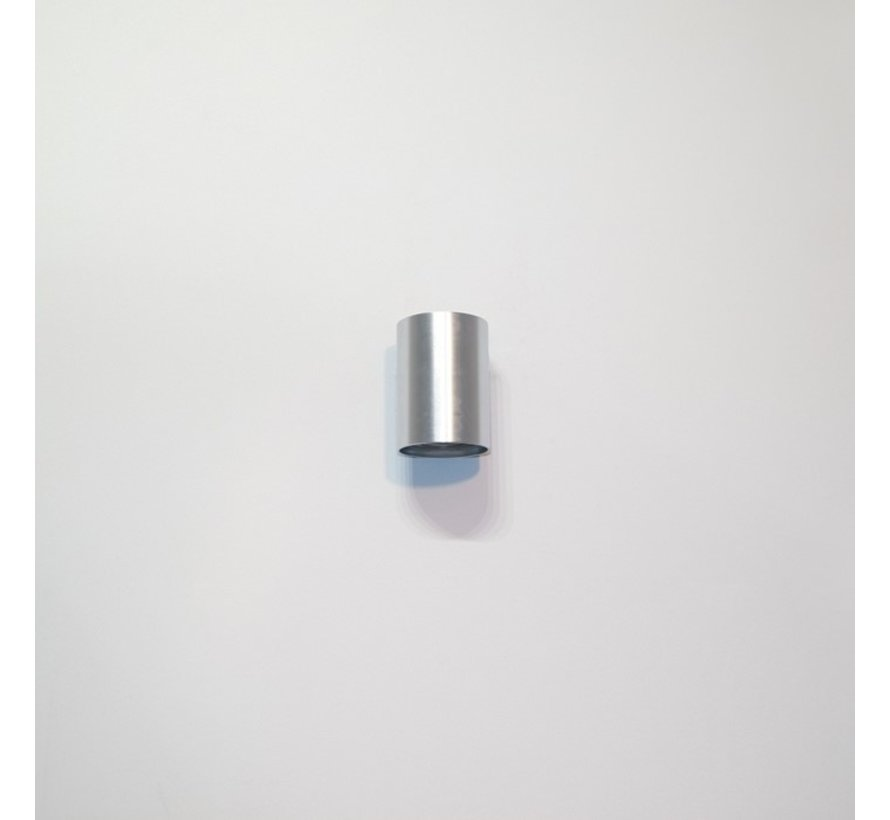 Wandlamp Roulo 1 - Aluminium