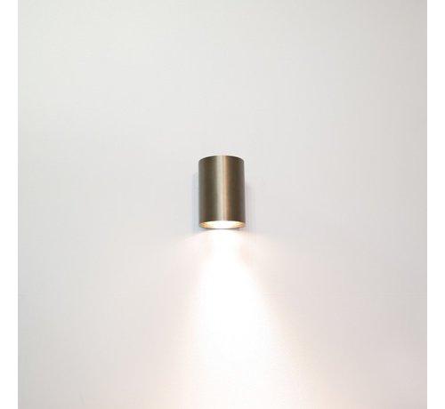 Artdelight Wandlamp Roulo 1 - Brons