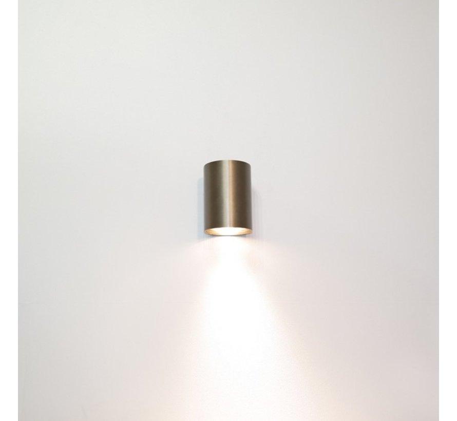 Wandlamp Roulo 1 - Brons