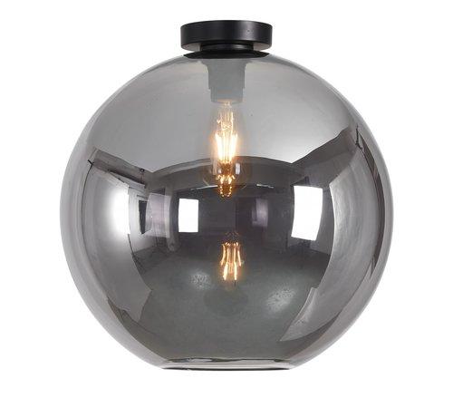 Artdelight Plafondlamp Marino 40cm - Smoke