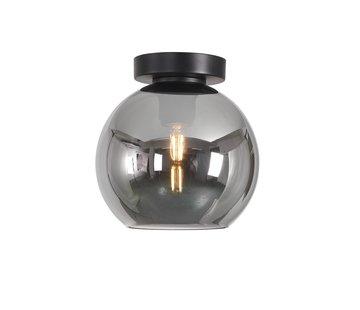Artdelight Plafondlamp Marino 20cm - Smoke