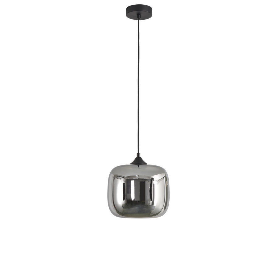 Hanglamp Preston 24cm - Smoke