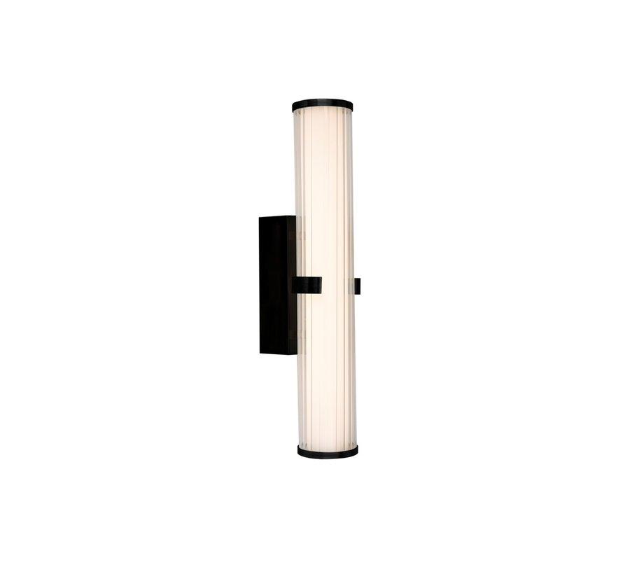 Wandlamp Clamp - Zwart