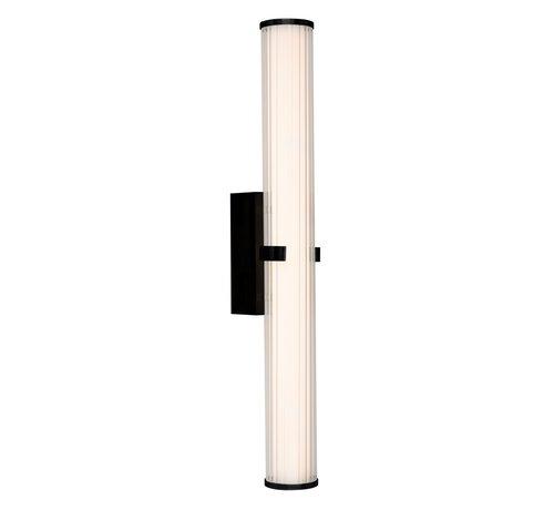 Searchlight Wandlamp Clamp XL - Zwart