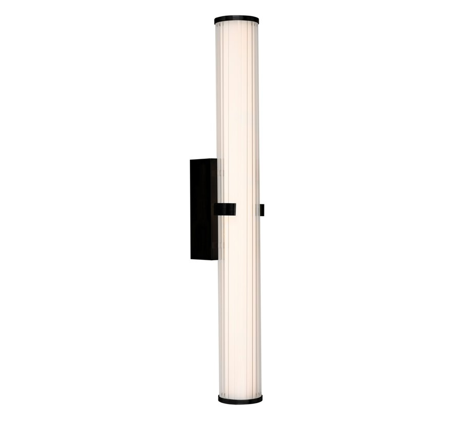 Wandlamp Clamp XL - Zwart