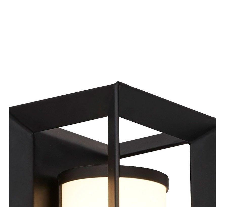 Wandlamp Chaplin XL - Zwart