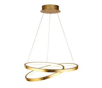 Searchlight Hanglamp Float - Goud