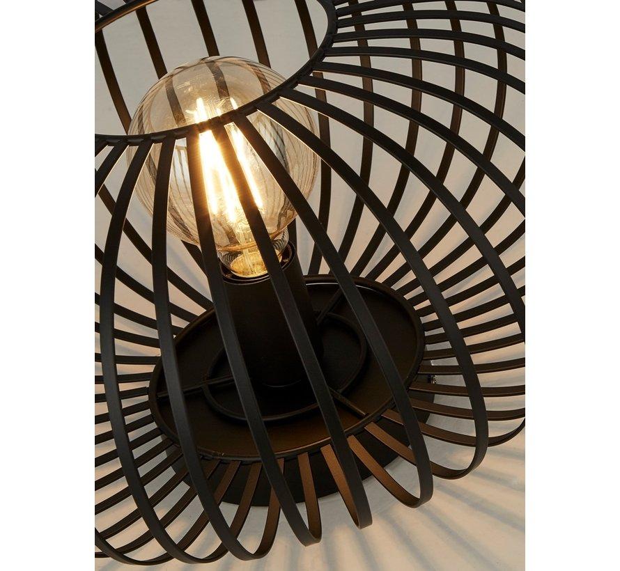 Plafondlamp/Hanglamp Avery - Zwart
