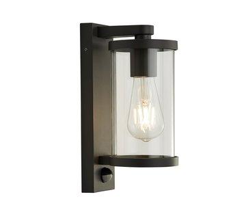 Searchlight Wandlamp Wapo Sensor - Zwart