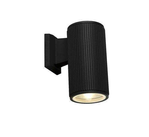 Searchlight Wandlamp Wallporch - Zwart