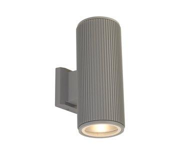 Searchlight Wandlamp Wallporch 2 - Grijs