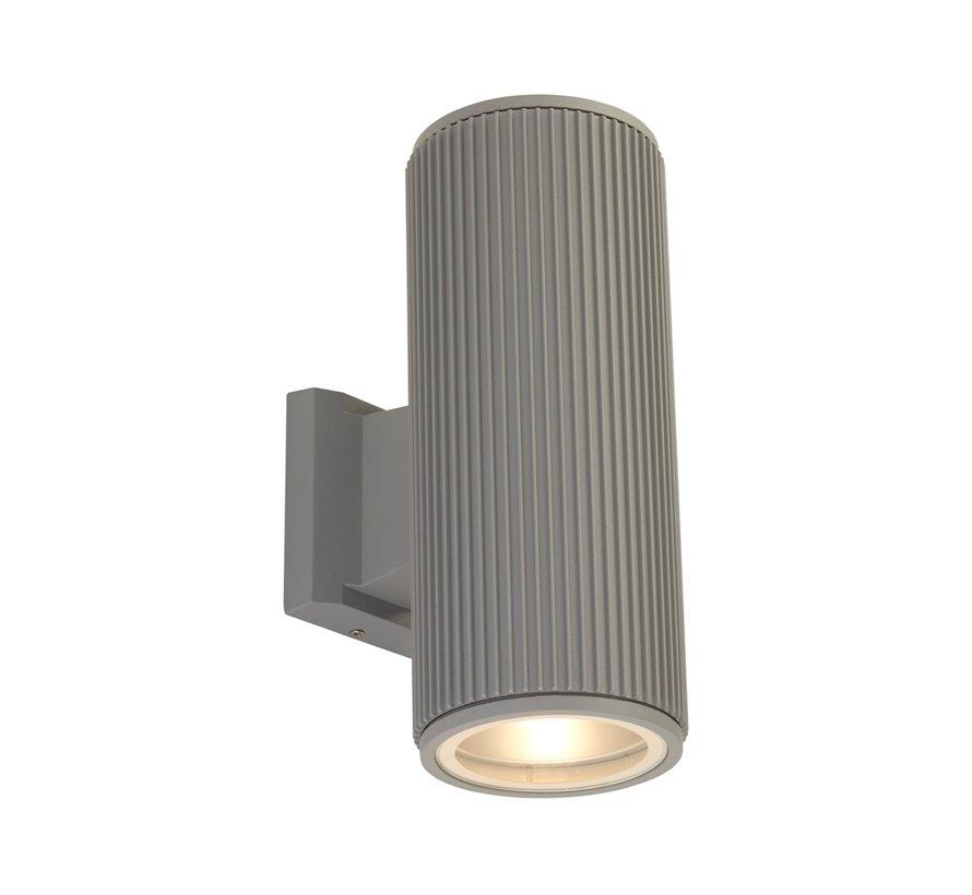 Wandlamp Wallporch 2 - Grijs