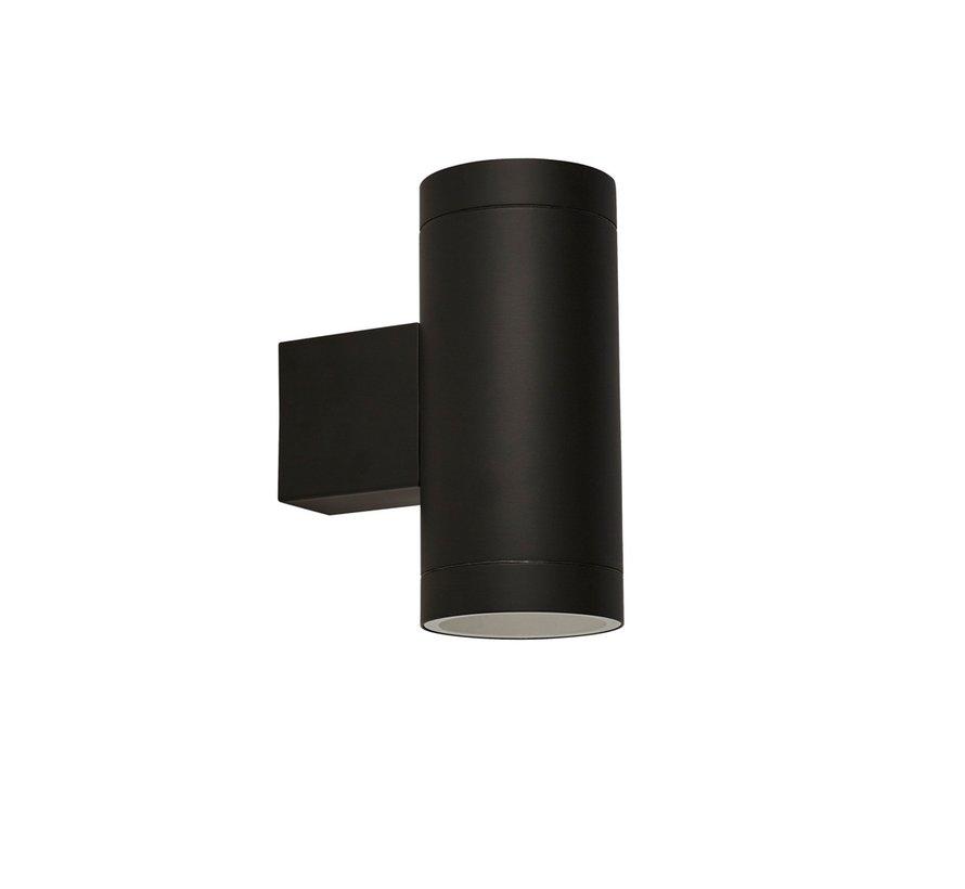 Wandlamp Dustilda Sensor 2A - Zwart