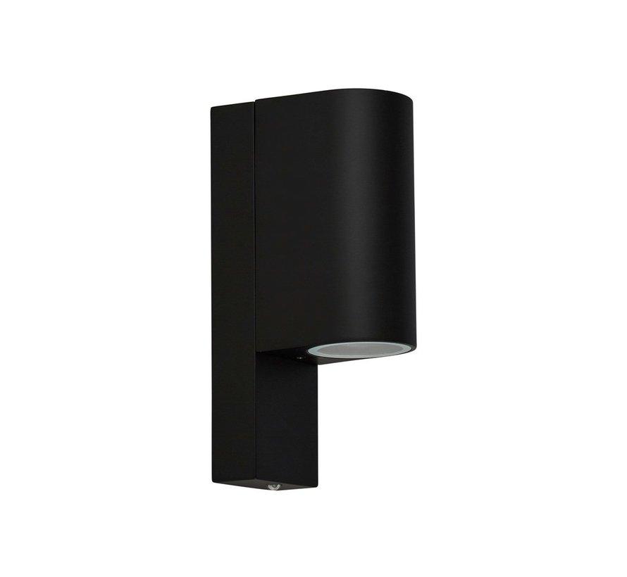 Wandlamp Dustilda Sensor 2B - Zwart