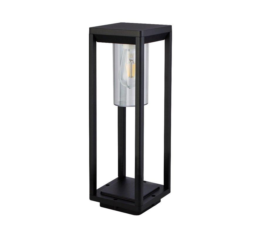 Buitenlamp Post 45cm - Zwart