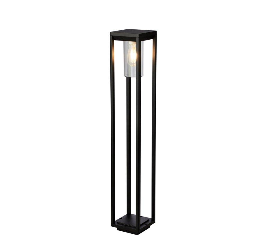 Buitenlamp Post 90cm - Zwart