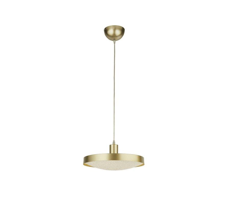 Hanglamp Saucer - Goud
