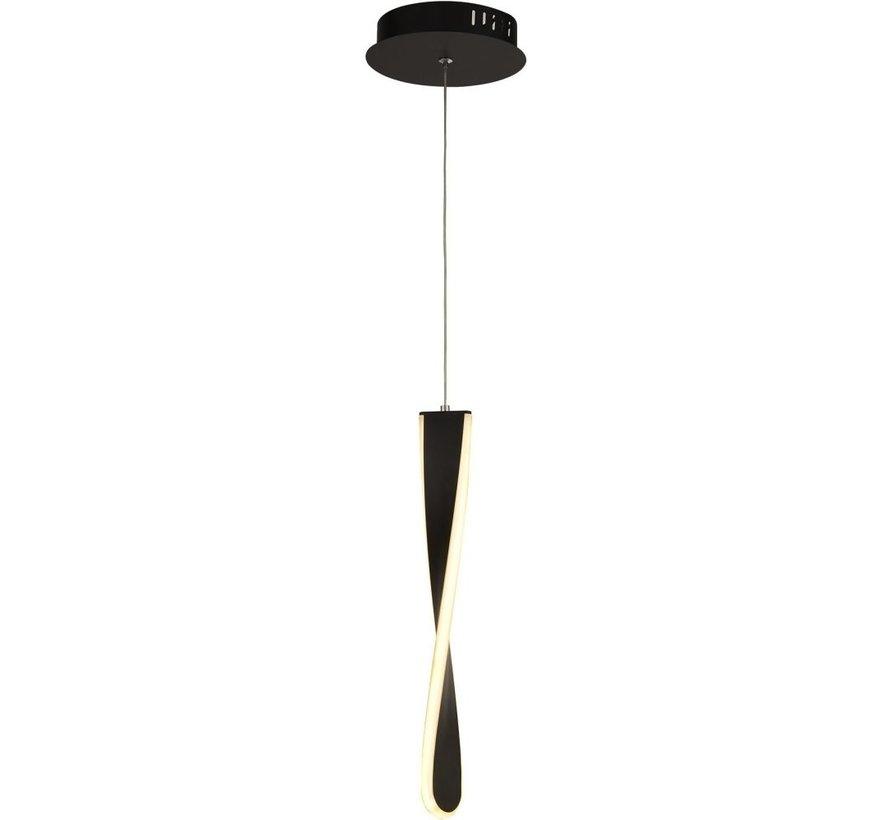 Hanglamp Paddle - Zwart
