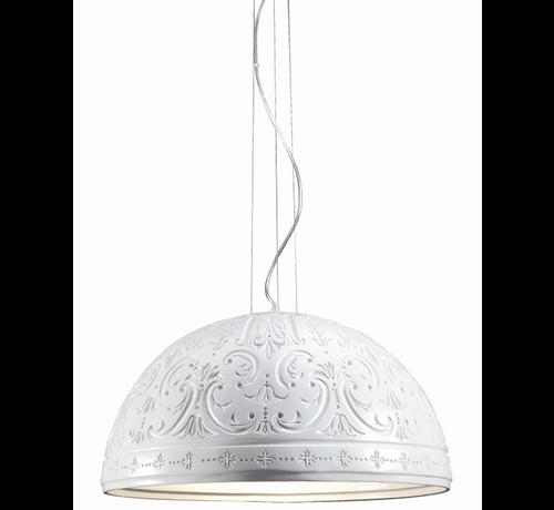 Artdelight Hanglamp Barok - Wit