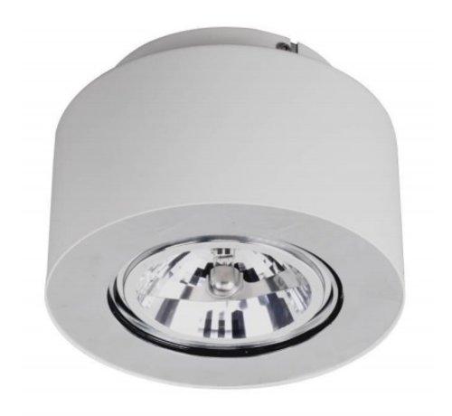 Artdelight Plafondlamp Rondo - Wit