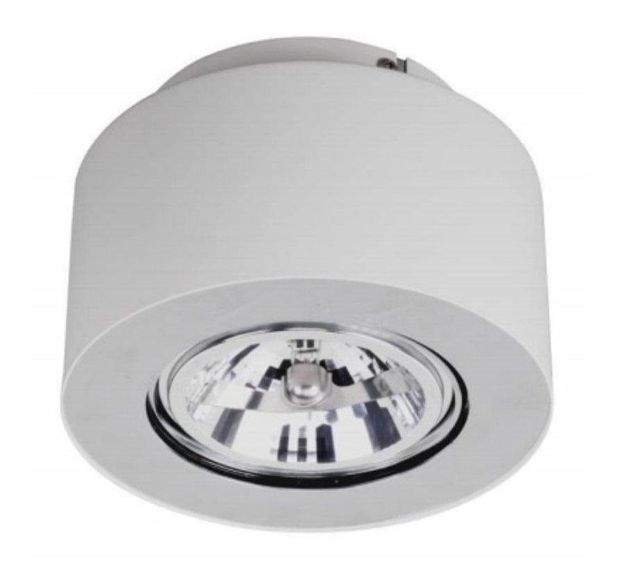 Plafondlamp Rondo - Wit