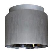 Artdelight Plafondlamp Rondo 2 - Mat Staal