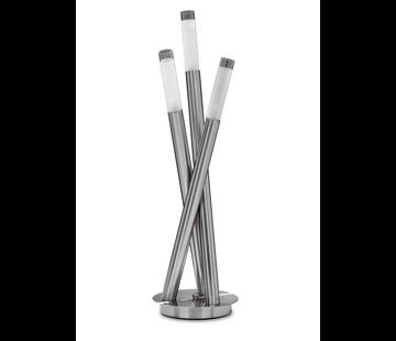 Artdelight Tafellamp Tube - Mat Staal