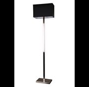Artdelight Vloerlamp Donn - Zwart