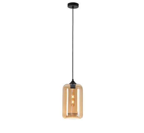 Artdelight Hanglamp Botany - Amber