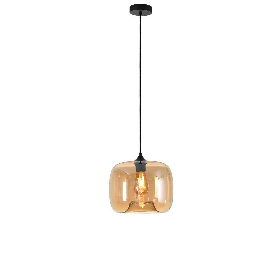 Hanglamp Preston 28cm - Amber