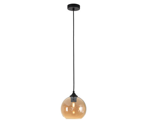 Artdelight Hanglamp Marino 20cm - Amber