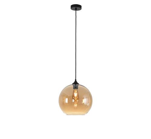 Artdelight Hanglamp Marino 30cm - Amber