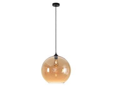 Artdelight Hanglamp Marino 40cm - Amber