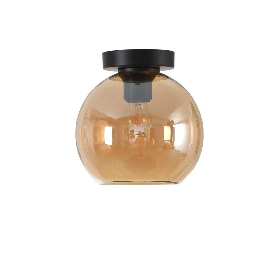 Plafondlamp Marino 20cm - Amber