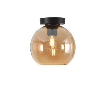 Artdelight Plafondlamp Marino 20cm - Amber